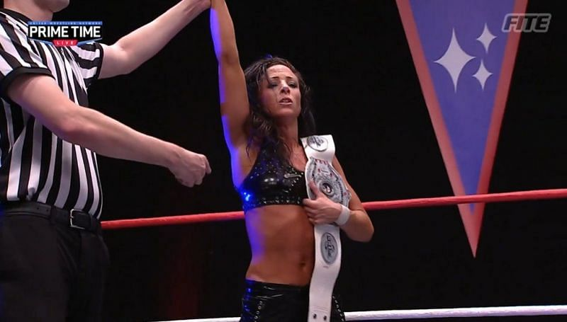 New NWA Women