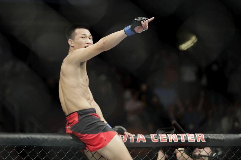 UFC Fight Night: Bermudez vs. Korean Zombie