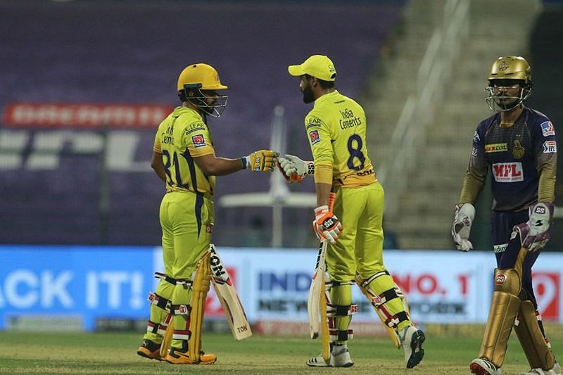 Kedar Jadhav could not close out the match for CSK yesterday [P/C: iplt20.com]
