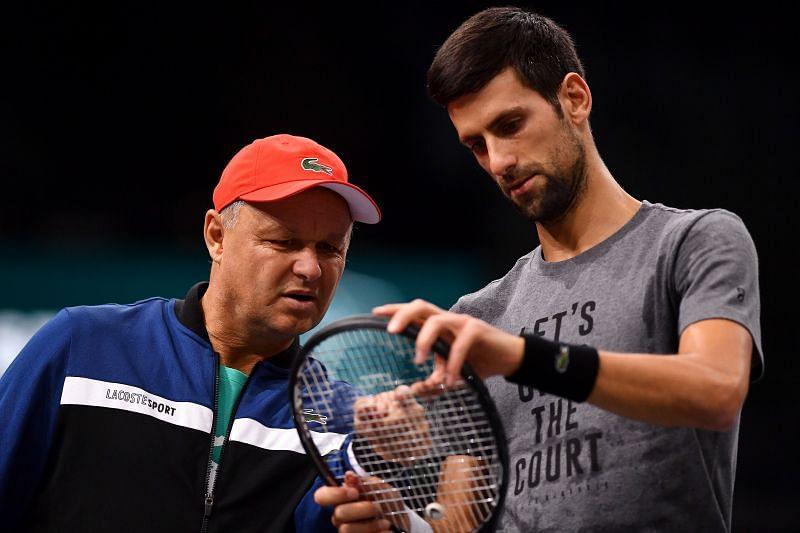 Novak Djokovic is a 17-time Grand Slam champion.