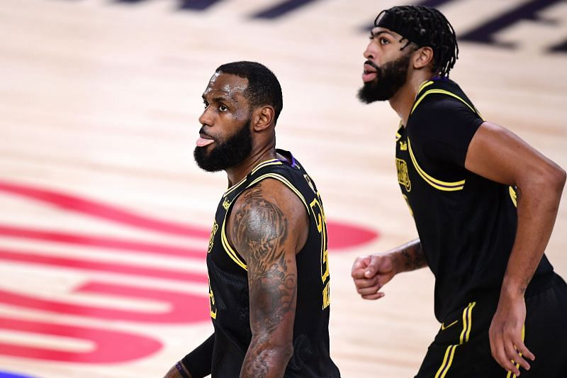 NBA News Update: Fans have compared LeBron James and Anthony Davis to the Shaq-Kobe duo