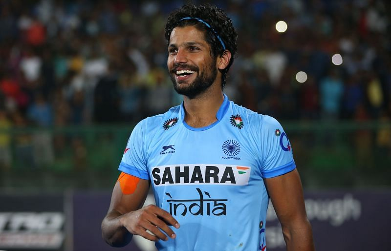 Rupinder Pal Singh is one of the most experienced players in the current Indian men