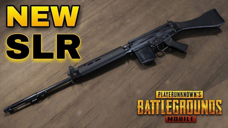 Which is a better DMR between Mini14 and SLR in PUBG Mobile(Image credits: Riggs Gaming YT)