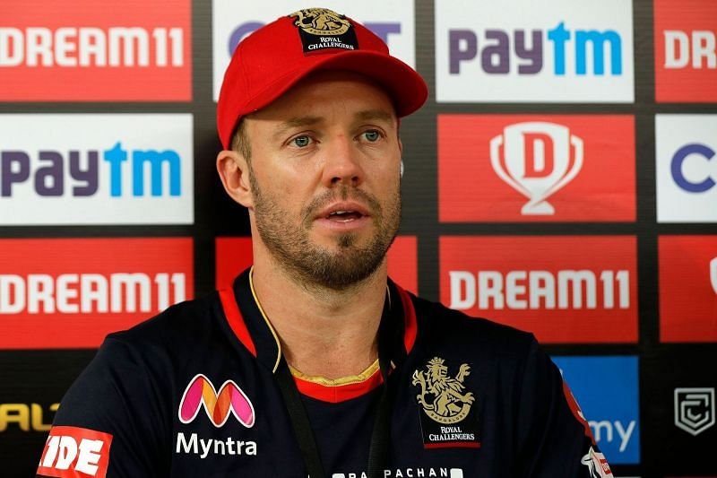 AB de Villiers believes RCB were slow to adapt to the conditions [P/C: iplt20.com]