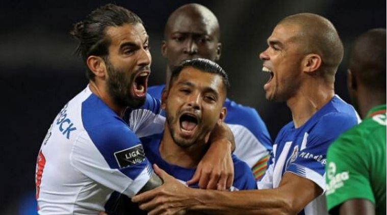 Porto take on Maritimo this weekend. Image Source: The Indian Express