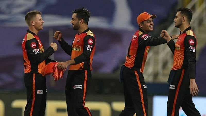 Rashid Khan believes that the brilliant run-out and superb catch from Priyam Garg turned the game in SRH