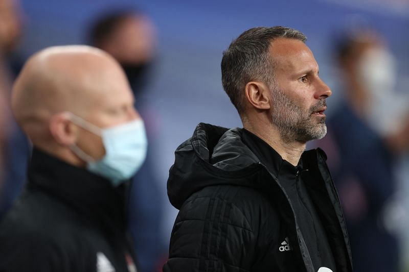Giggs does not think Manchester United can win the league in the next couple of years