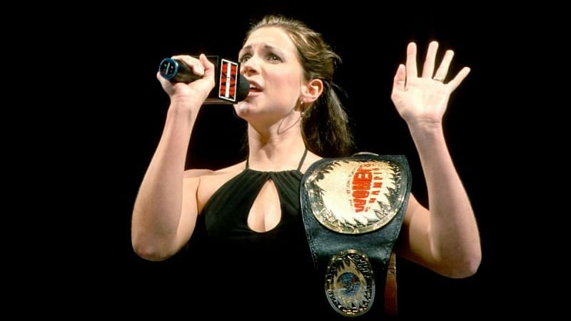 Stephanie would hold the Women