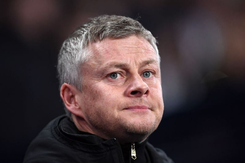 Solskjaer might be going back into the market for a defender in the winter.