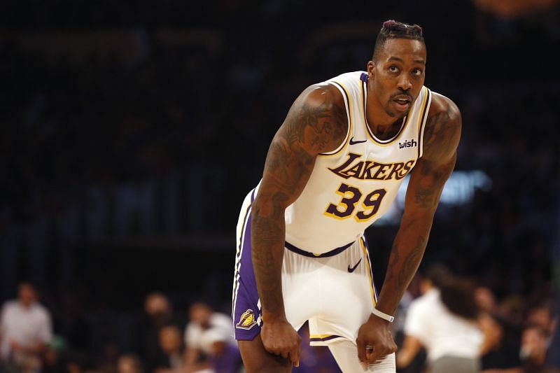 Dwight Howard could be traded away this off-season.