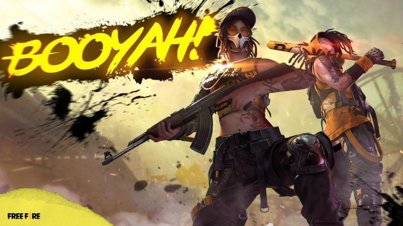 Free Fire Booyah Day: Rewards, events, and more details revealed (Image Credits: Free Fire Brasil / Twitter)