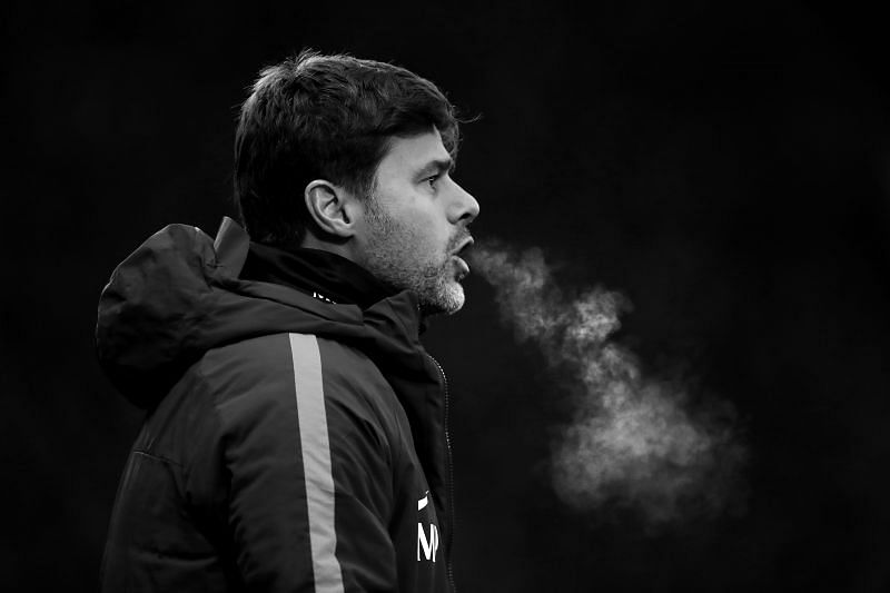 Former Tottenham manager Mauricio Pochettino is being linked with the PSG job