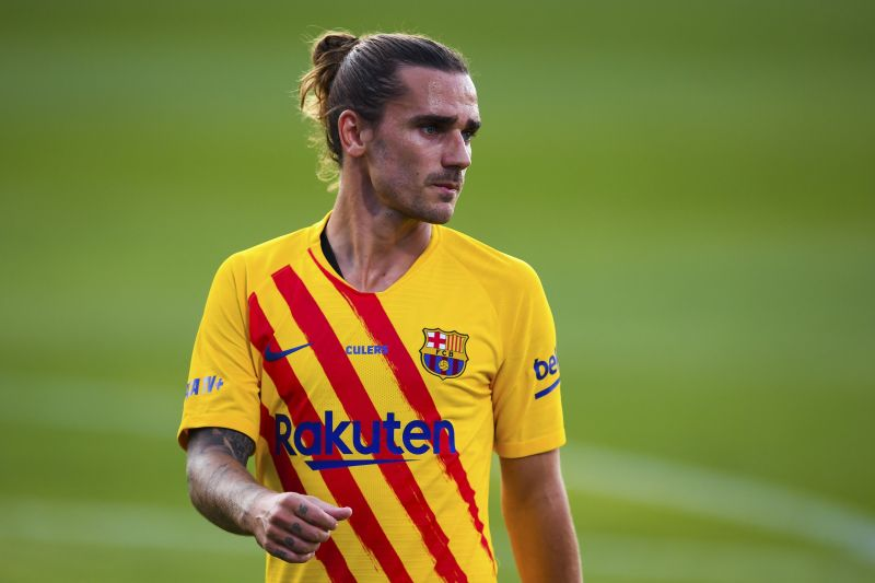Griezmann continues to struggle at Camp Nou