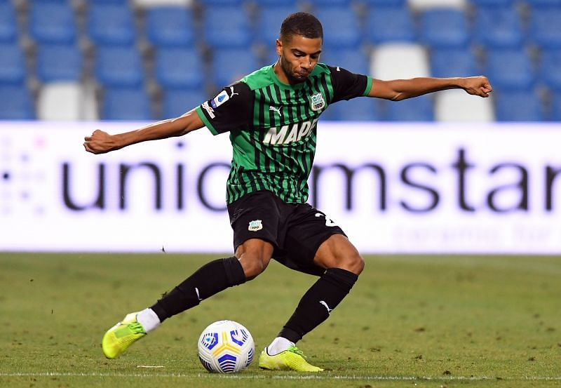 US Sassuolo right-back Jeremy Toljan has tested positive for COVID-19