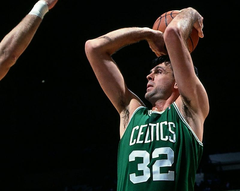 Kevin McHale had every trick in his bag.