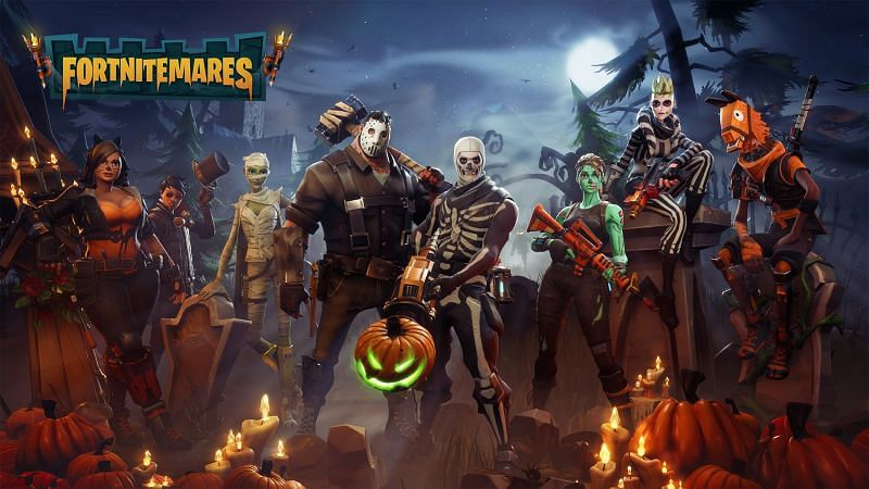 Fortnite should have its Halloween event Fortnitemare soon with the next update (Image credit: Epic Games)