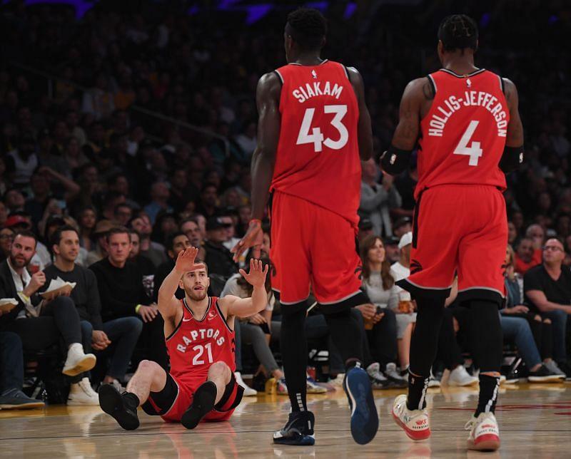 Toronto Raptors vs Los Angeles Lakers