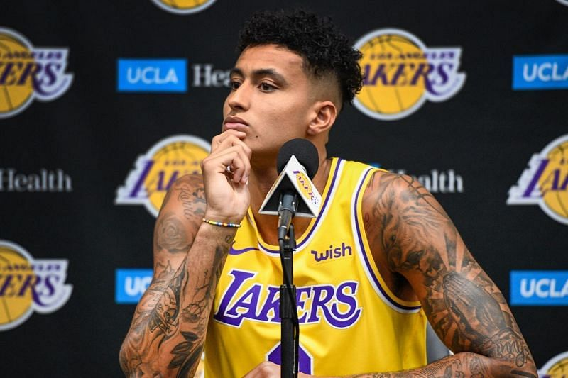 Kyle Kuzma could be a key player for the Detroit Pistons.