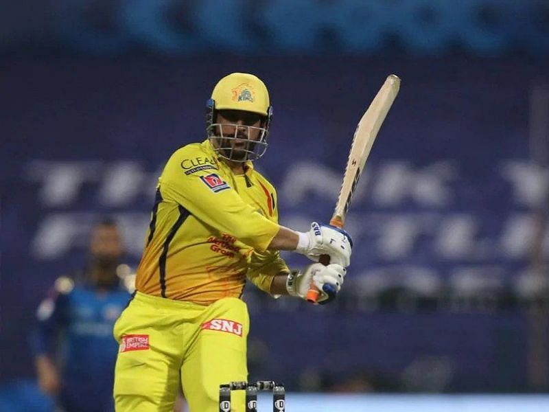 MS Dhoni believes it is better to get out in the 17th over while trying to hit rather than having wickets.