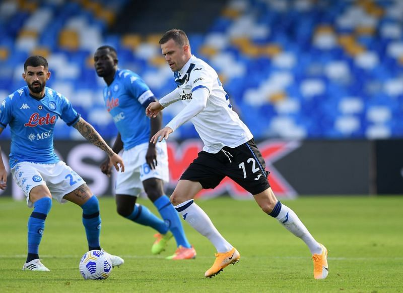 Josip Ilicic and Atalanta are looking to return to winning ways in the league