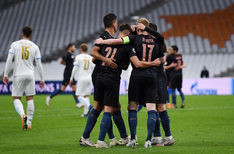 Olympique de Marseille vs Manchester City: Group C - UEFA Champions League