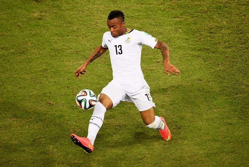 Qatar will be facing Jordan Ayew