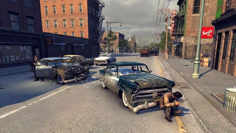 Mafia II (Image credits: Steam)