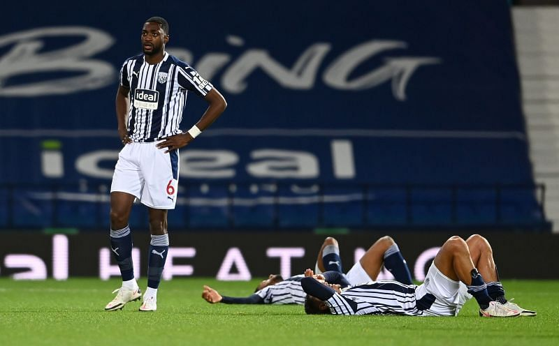 West Bromwich Albion have had a difficult start to the season