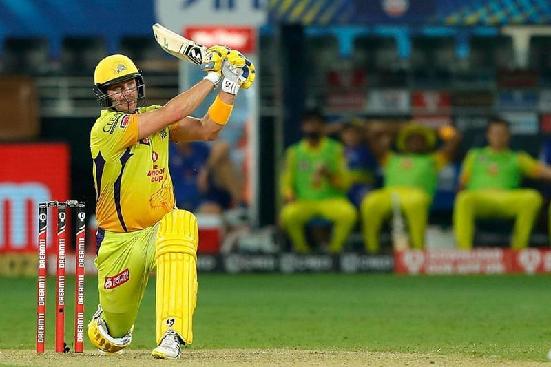 Shane Watson put on quite a show against KXIP