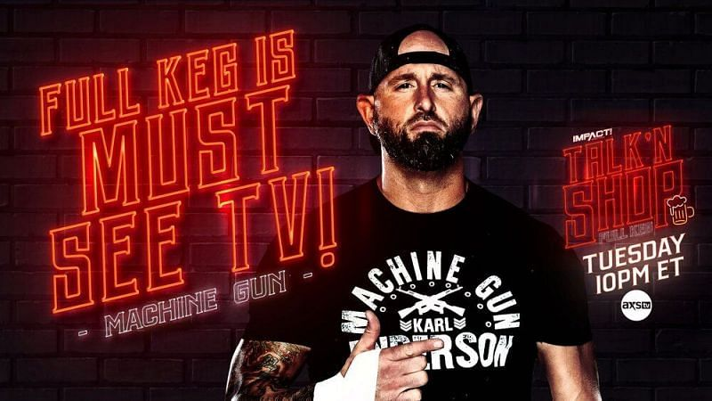 Karl Anderson says so, so it must be true.