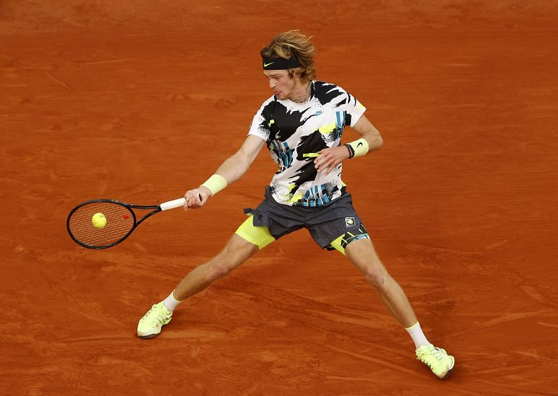 Andrey Rublev will be a force to reckon with