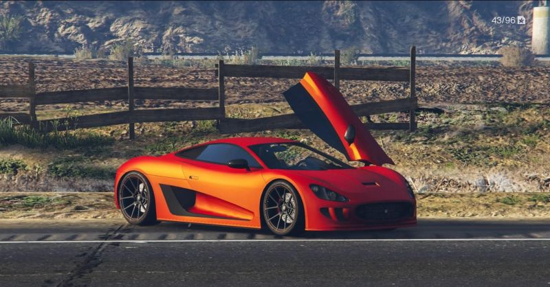 For this week in GTA Online, players stand a chance to win the Ocelot XA-21 for free (Image Credits: u/MickeyMau55, Reddit)