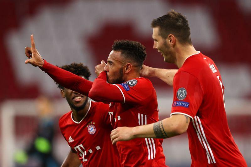 Bayern Munich were prolific against Atletico Madrid