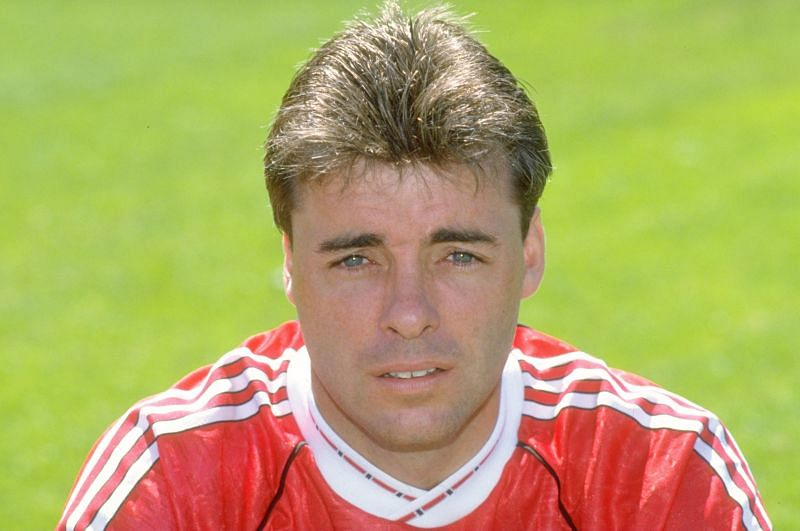 Mal Donaghy played for Manchester United and Chelsea only after reaching his 30s.