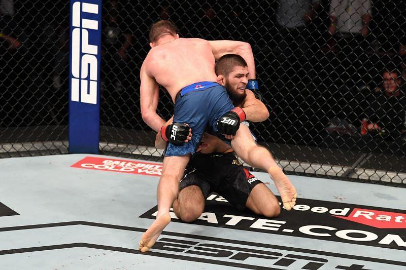 UFC 254: Khabib Nurmagomedov takes on Justin Gaethje