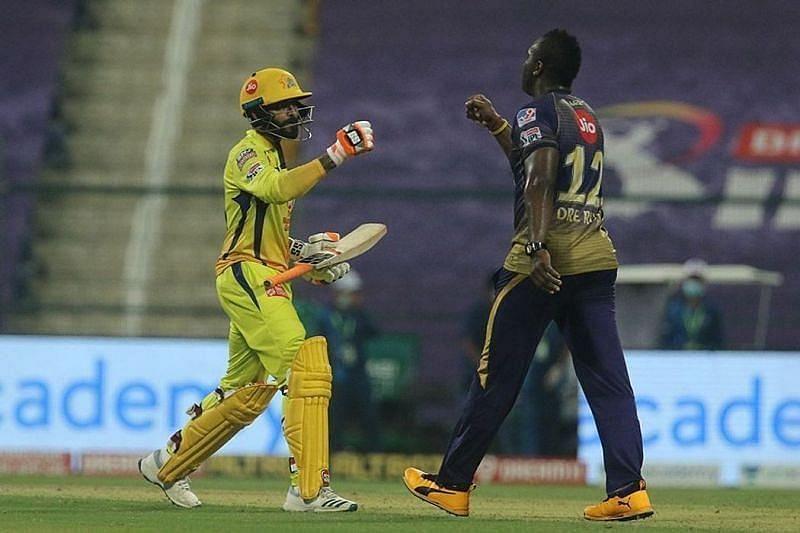 Chennai Super Kings vs Kolkata Knight Rider. Pic: IPLT20.COM
