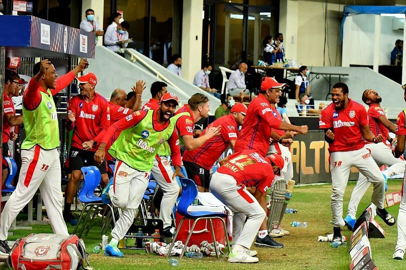 Raw emotion marked the end of an incredible game of cricket. [PC: iplt20.com]