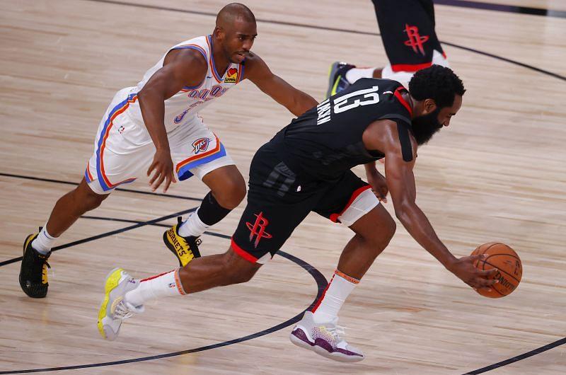Houston Rockets vs Oklahoma City Thunder - Game Four
