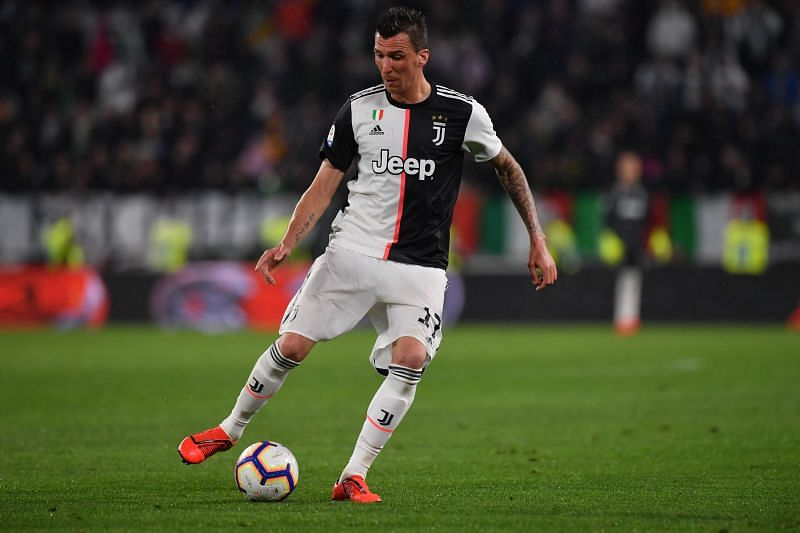 Mario Mandzukic is still available for clubs to sign