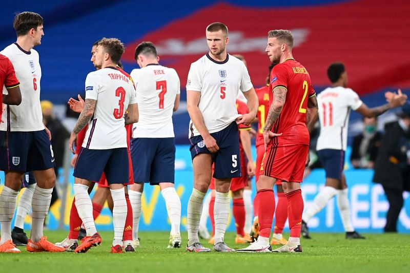 Page 2 - England 2-1 Belgium | Hits & Flops | UEFA Nations ...