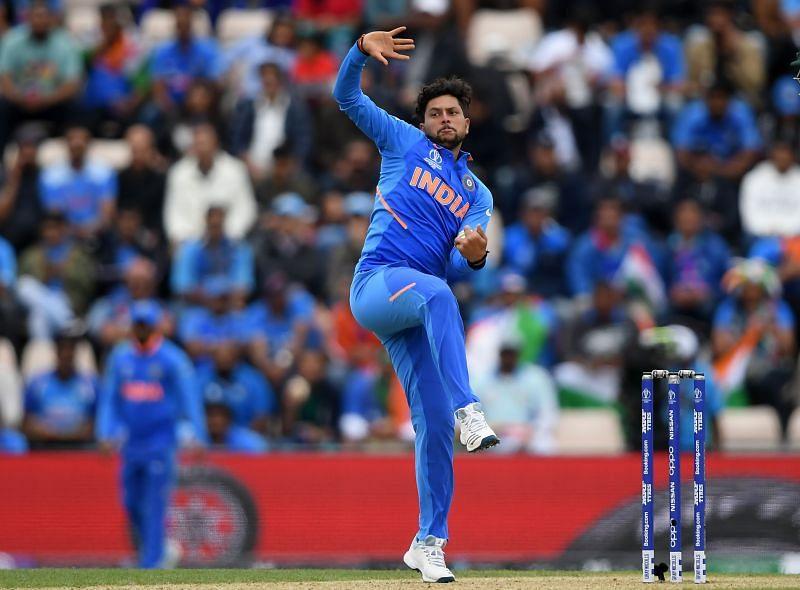 Kuldeep Yadav: Practicing the art of the rare, the chinaman bowler Everything was going Kuldeep Yadav
