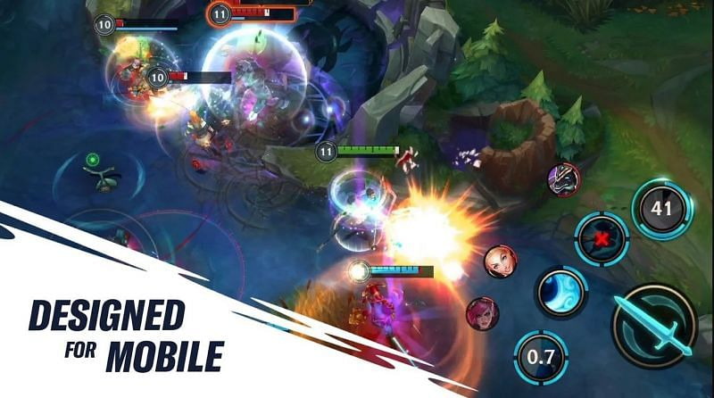League Of Legends Wild Rift Region Specific Open Beta Officially Launched For Android And Ios