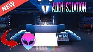 Alien Isolation code