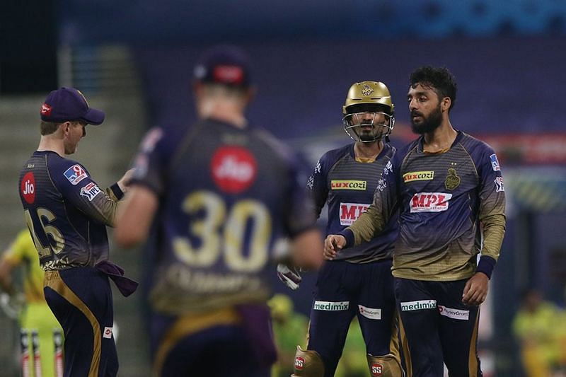 Can the Kolkata Knight Riders complete a hat-trick on wins in IPL 2020? (Image Credits: IPLT20.com)