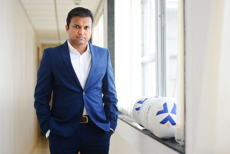 CEO of Singh Sports Ventures. Credits- Sukhvinder Singh Archives