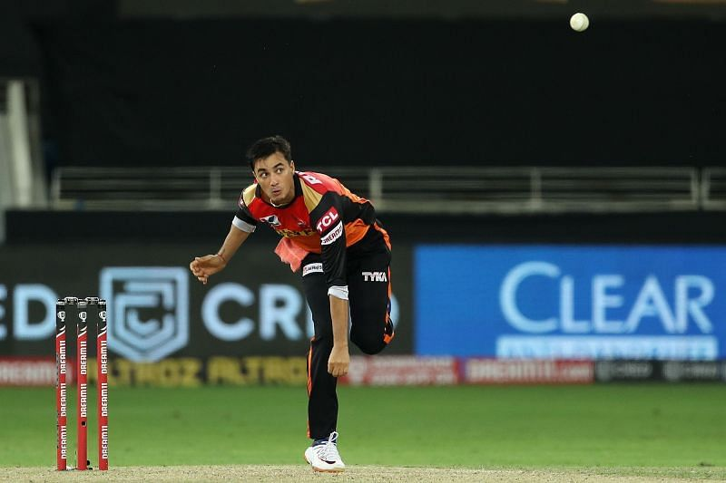 Abhishek Sharma played a crucial knock for SRH after coming in with his team at 69/4 [PC: iplt20.com]