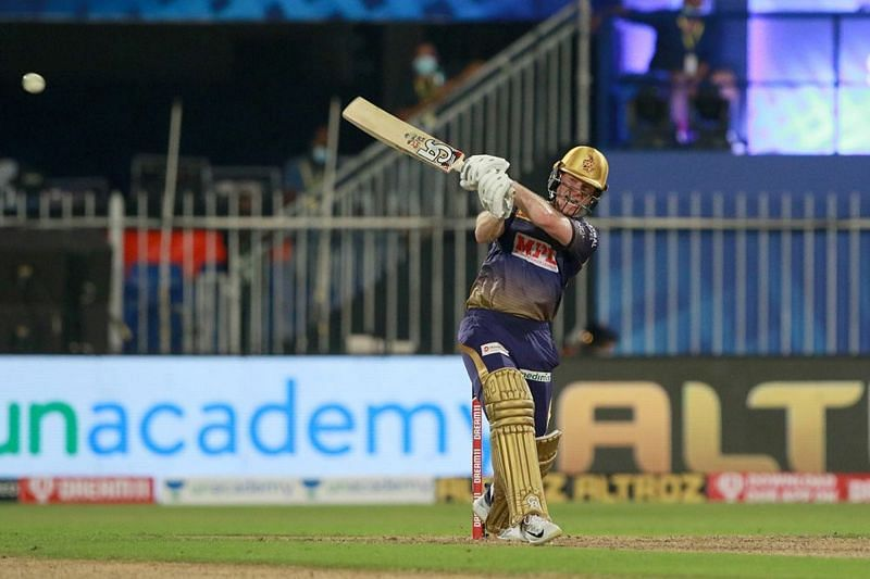 Eoin Morgan will be the key to success for KKR in their IPL 2020 fixture against CSK (Image credits: IPLT20,com)
