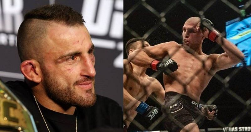 Alexander Volkanovski and Brian Ortega could fight one another very soon