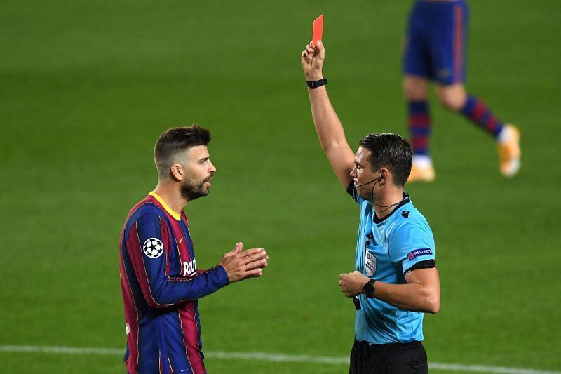 FC Barcelona vs Ferencvaros Budapest: Group G - UEFA Champions League