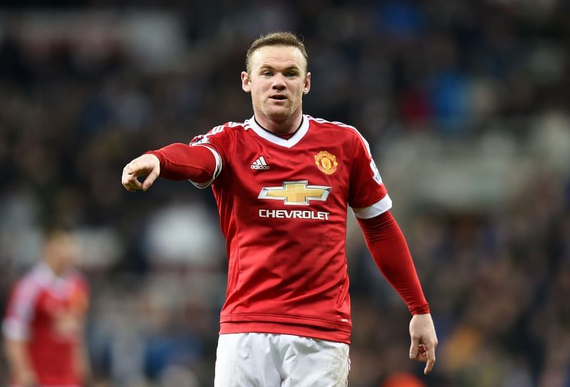 Wayne Rooney, formerly of Manchester United